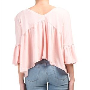 Free People Tops - Free People Flirty Button Front Top